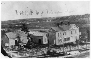 Old image of Folsom House